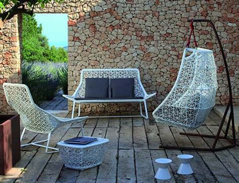 Outside Garden Furniture Modern Garden Furniture Home Design Interior