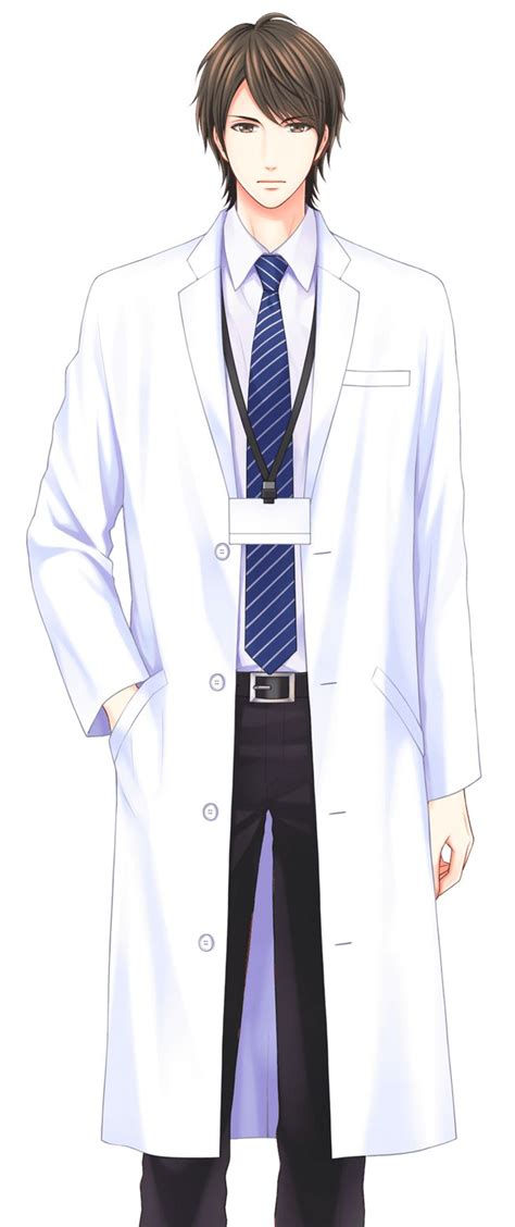 dr mangas handsome doctor anime guys doctors