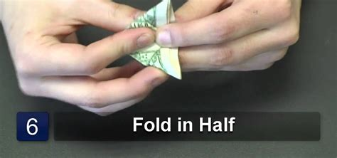 Dollar Bill Origami Butterfly Step By Step - how to fold an origami butterfly with a dollar bill