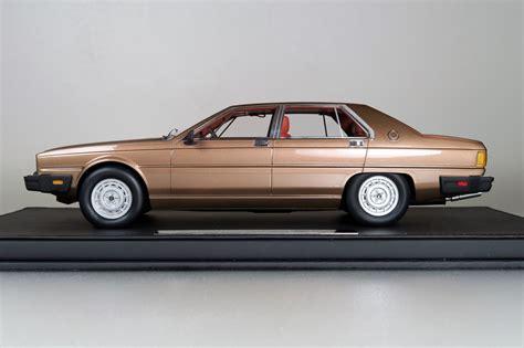 gold maserati quattroporte top marques collectibles maserati quattroporte iii 1 18