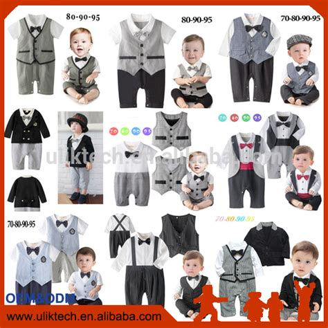 Baju Lebaran Bayi Cowok Baju Pesta Bayi Cowok Baju Rompi Cowok Ab bayi pria bayi laki laki set pakaian pernikahan balita bayi baju monyet jaket pakaian setelan