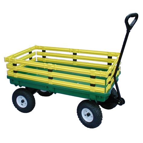 Garden Wagon Garden Utility Wagon By Millside Carts On The Go