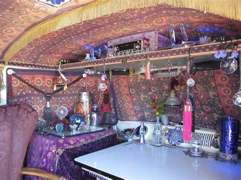 hippie van interior   travels plan