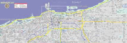 Chicago Sightseeing Map by Chicago Tourist Hotspots Free Pictures Finder