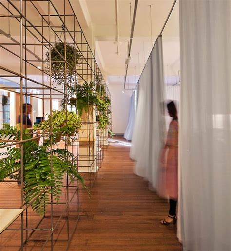 sustainable interior design modern salon in sydney dazzles with its sustainable