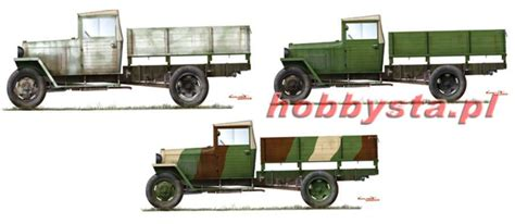 Miniart 35134 Gaz Mm Mod 1943 gaz mm mod 1943 cargo truck miniart 35134