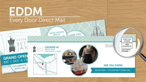 What You Need To Know About Eddm 174 Printplace Eddm Postcard Template