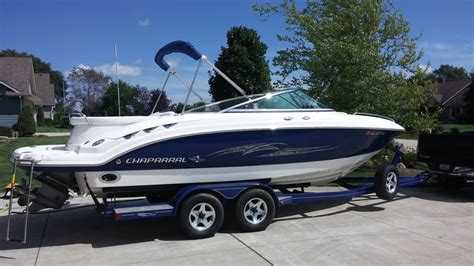 craigslist chaparral boats for sale chaparral 236 ssx 2007 for sale for 37 999 boats from