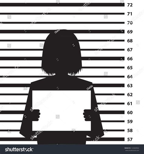 How Can I Find Out My Criminal Record Criminal Record Background With Silhouette Illustration 124369942