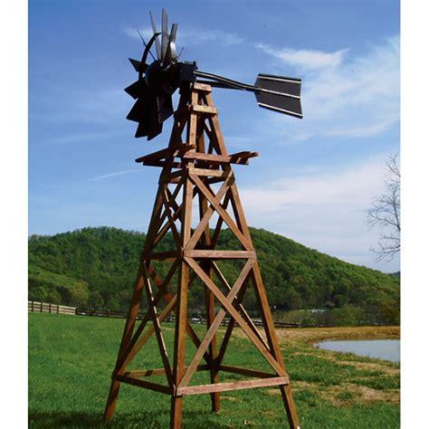 wooden decor windmill ornamental wood windmill decorative windmills the pond guy
