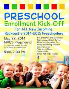 preschool enrollment kick off 187 rockcastle county schools