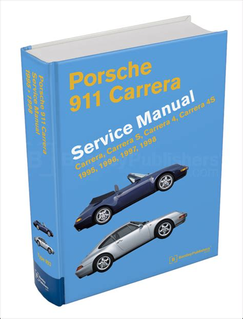 car repair manuals online free 1996 porsche 911 navigation system porsche 911 type 993 carrera service manual 1995 1998