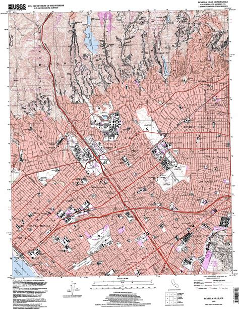 california map beverly beverly topographic map ca usgs topo 34118a4