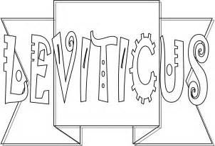 books of the bible coloring pages bible coloring pages leviticus books of the bible