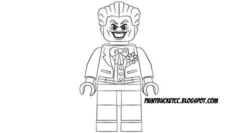 joker lego coloring page joker clipart coloring page pencil and in color joker