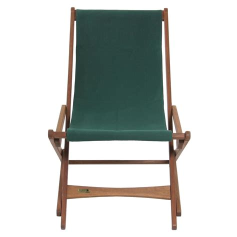 Sling Folding Chairs by Byer Of Maine Green Keruing Wood Folding Sling Chair 240p