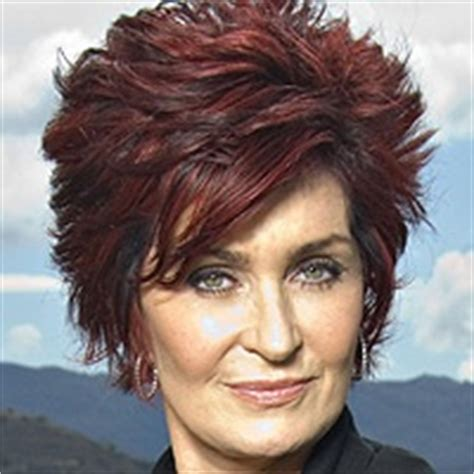what is sharon osbournes hair cut called 34 best images about love sharons hair on pinterest her
