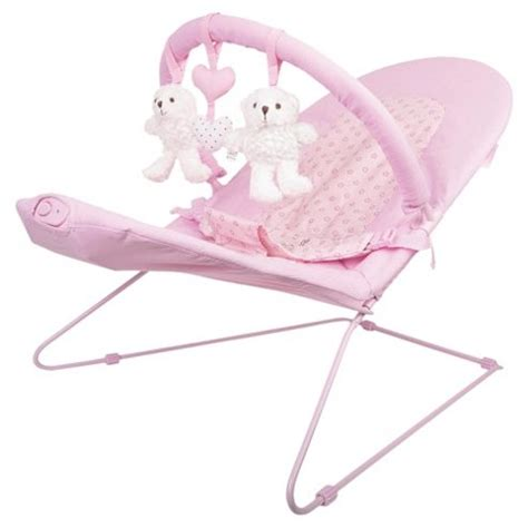 Tesco Baby Bouncer Chair by Buy Obaby B Is For Vibrating Bouncer Pink From Our