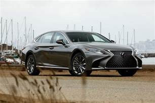 2018 lexus ls 500 the awesomer