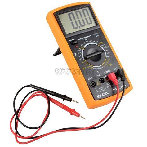 Multimeter Digital Multitester Digital Maxpower new digital lcd voltmeter ammeter ohmmeter test meter multimeter sp2g ebay