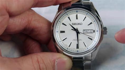 SEIKO Presage Watch SRP527J1   YouTube