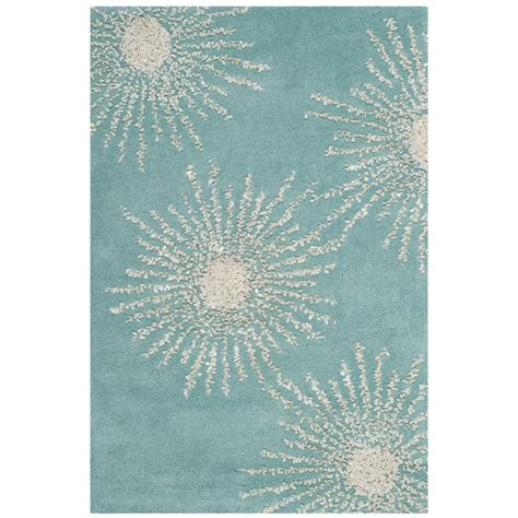 light teal area rug safavieh soho light teal multi 2 ft x 3 ft area rug