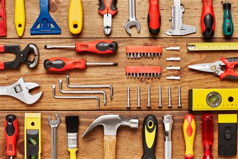 Better Homes And Gardens Decorating Choose The Right Tool For The Job With These Handy Man
