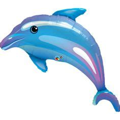 Ea Decorate Foil Balloon dolphin cupcake holder you can get more details by