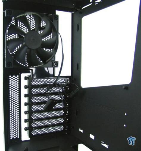 nzxt s340 fans nzxt source s340 mid tower chassis review