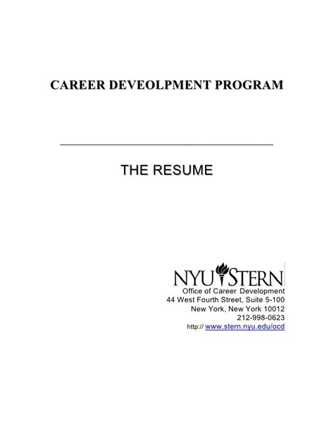 Resume Writing Guide by Resume Writing Guide