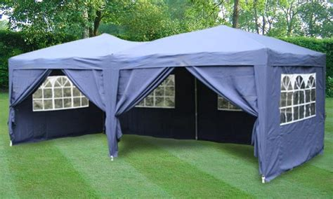 gazebo pop up airwave pop up gazebos groupon goods