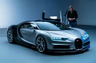 Chiron Bugatti Bugatti Chiron By Design What S New And Why Motor Trend