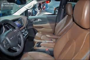 Jim Browne Chrysler Ta 2017 Chrysler Pacifica Minivans Personal Impressions