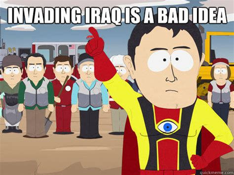 South Park Meme Episode - captain hindsight know your meme