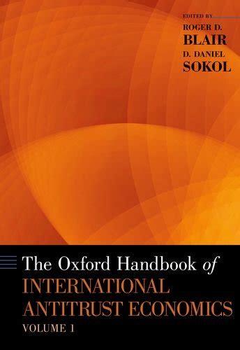 International Handbook On The Economics Of Tourism the oxford handbook of international antitrust economics volume 1 repost avaxhome