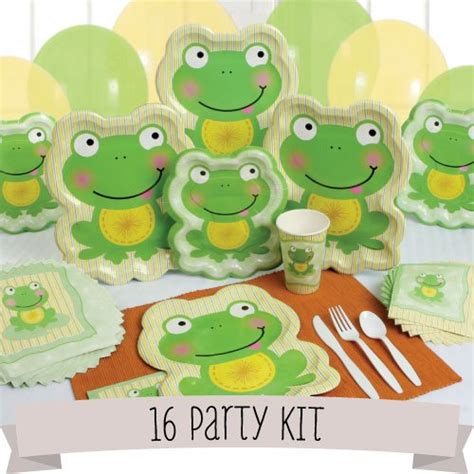 Frog Baby Shower frog baby shower ideas decorations and supplies