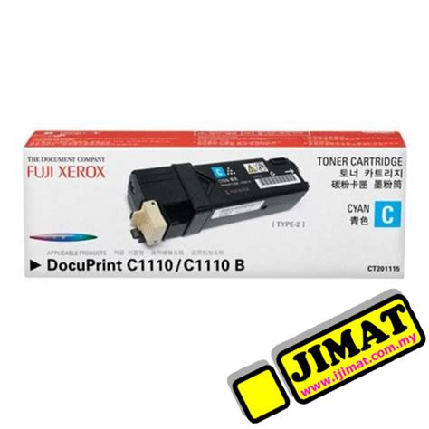 Fuji Xerox Docuprint C3055 Cyan fuji xerox c1110 toner cartridge 3 colour options ct201115 ct201116 ct201117 original