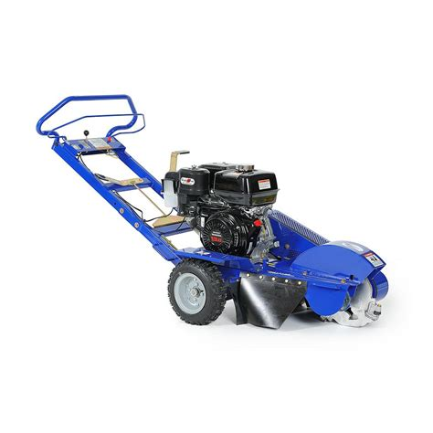 bluebird 14 in 13 hp gas powered stump grinder with honda gx390 engine sg1314b the home depot