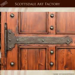 Craftsman Style Kitchen Cabinets custom iron hinges wrought iron door hardware hinge straps