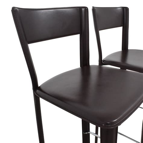 bar stools design within reach 70 off design within reach design within reach allegro counter stools chairs
