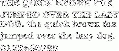 dalmatian  font