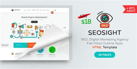 Seo Digital Marketing by Themeforest Seosight Seo Digital Marketing