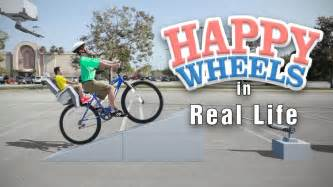 live happy wheels irresponsible in real
