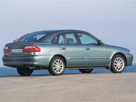 mazda 626 mx6 gf 1998 2002 workshop service repair manual dvd ebay mazda 626 technical specifications and fuel economy