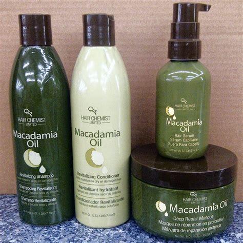 Hair Chemist Charcoal Detox Shoo Reviews by Hair Chemist Macadamia Hair Products