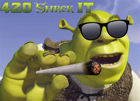 Shrek Meme - 420 shrek it tumblr