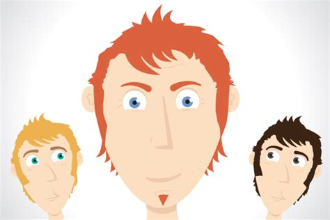 tutorial vector character quick tip create a simple character face with vector