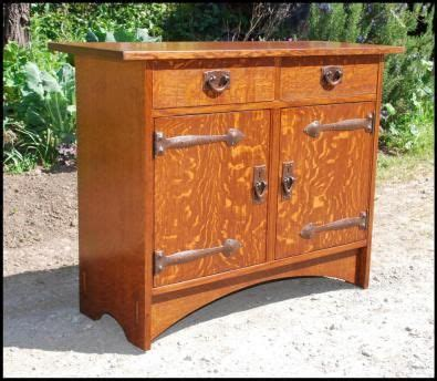 mission style liquor cabinet gustav stickley inspired custom two door cabinet with two
