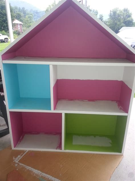 simple doll house simple livin diy barbie doll house