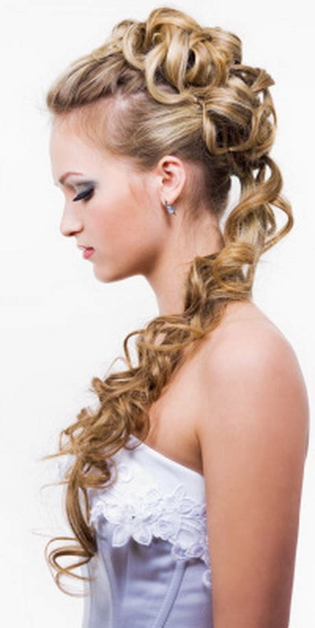 Hochzeitsfrisur Haarteil brautfrisur mit haarteil